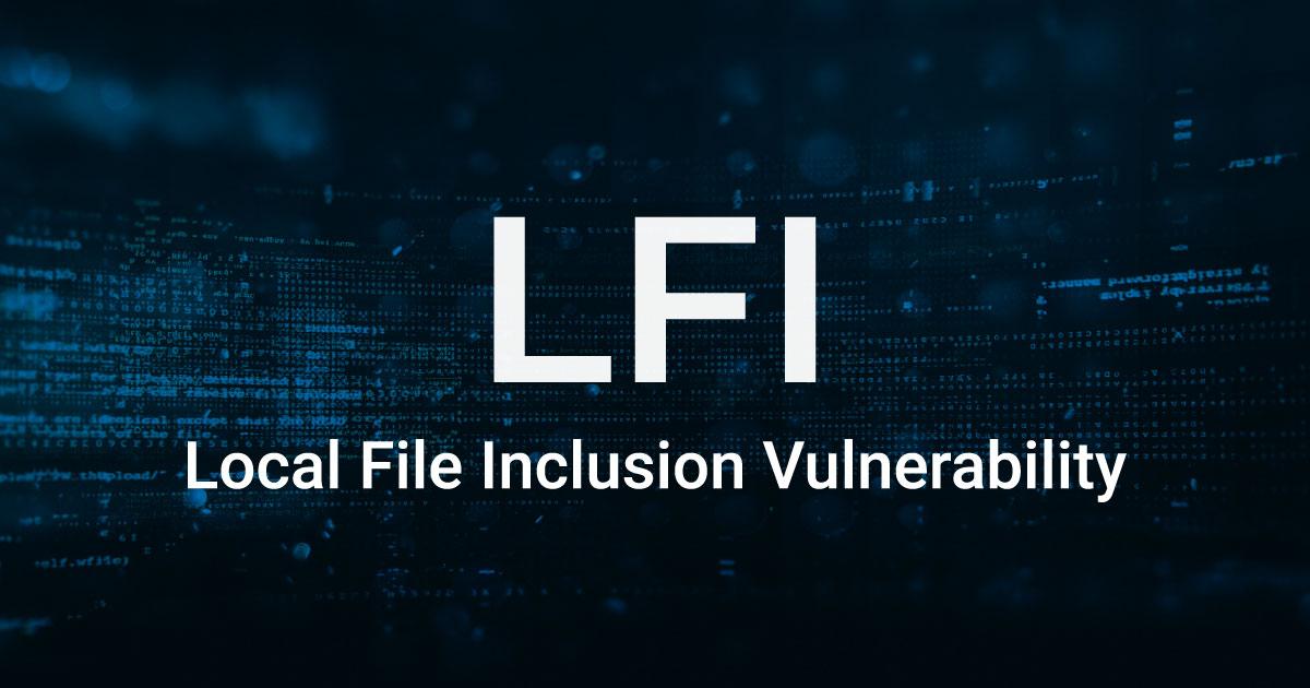 PHP 本地文件包含(LFI)漏洞学习笔记