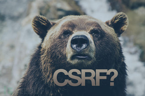 关于CSRF的那点事儿