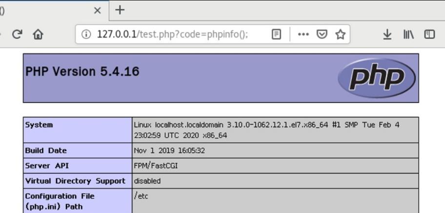 PHP中双引号引起的命令执行漏洞